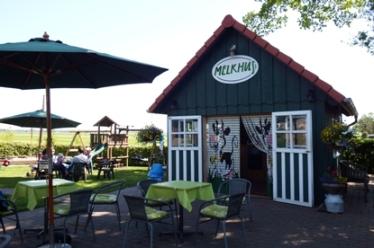 Kafe Pecinta Sepeda, Melkhus