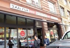 Makanan halal di Frankfurt