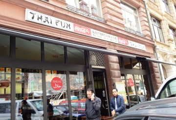 Restoran Halal Thai-fun, Frankfurt am Main