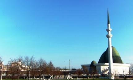 Masjid Zagreb, Kroasia