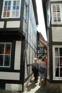 Rumah tua Bremen