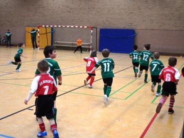 Grup Bambini, Mencetak Kader Pesepak Bola Dunia Masa Depan di Jerman