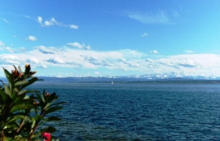 Bodensee, Danau di Antara Tiga Negara