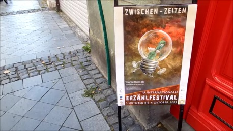 Dari Festival Mendongeng, Aachen