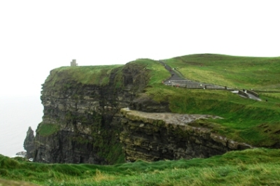 Karang Terjal Cliffs of Moher