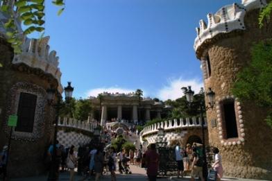 Tur Arsitektur Gaudi di Barcelona