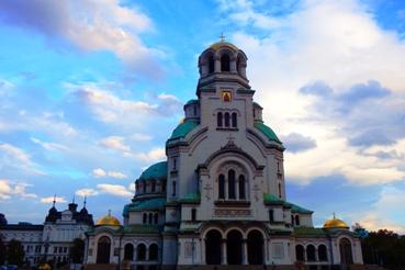 Katedral Aleksandr Nevsky Sofia