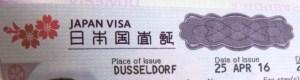 Aplikasi visa Jepang