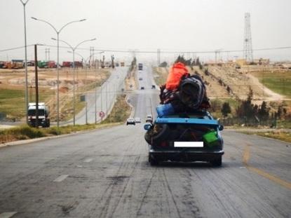 Menyetir di Yordania