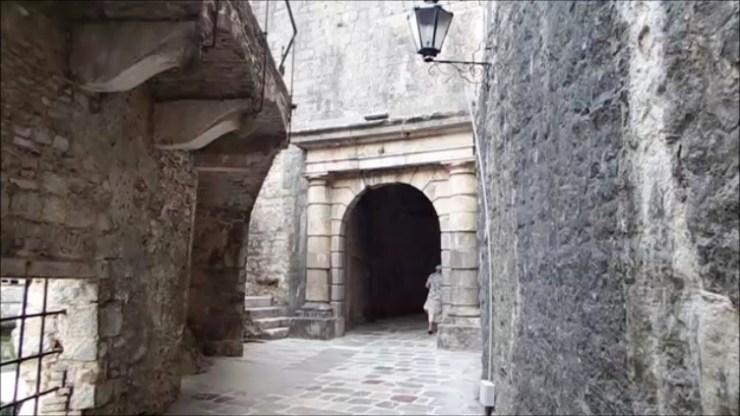 Old Town Gate, Kotor, Montenegro