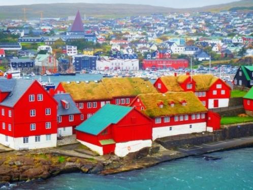 Torshavn port