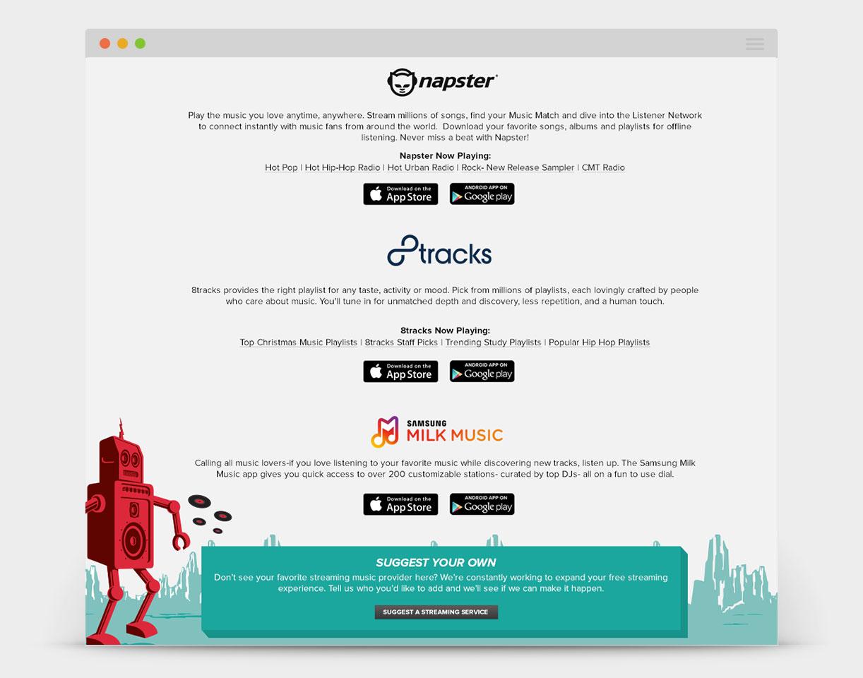 Virgin Mobile Data Share - Design Portfolio of Kelvin Chan