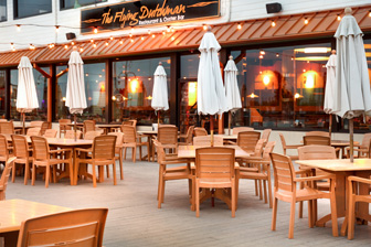 Kemah Boardwalk Inn  Dining