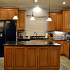 How To Resurface Kitchen Cabinets Ideas For Small Natural Cherry Custom