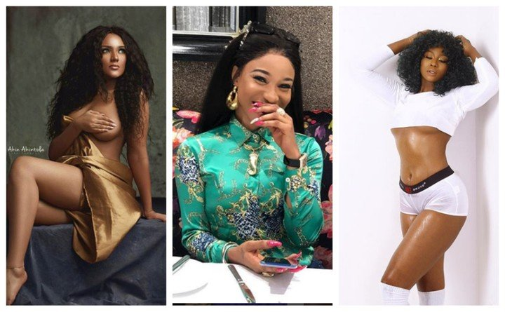 Tonto Dikeh offers Gifty Powers N1M for blasting Lilian Afegbai over cosmetic surgery