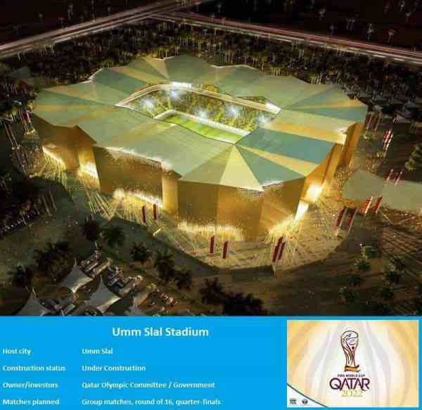 Qatar 2022 Photos of the stadiums to expect at the next