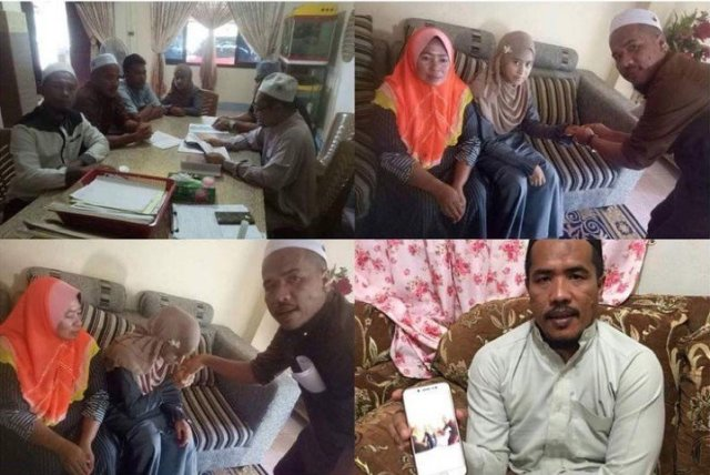 Image result for 41-year-old man with two wives weds 11-year-old girl as third wife