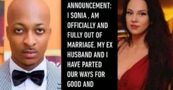 Image result for Celebrities react to IK Ogbonna and Sonia Morales marriage crash