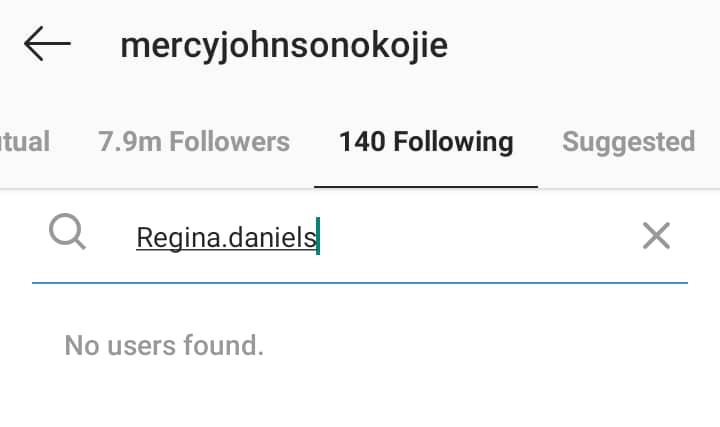 Mercy Johnson