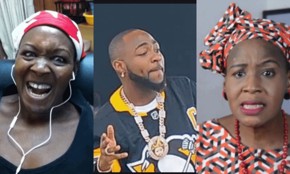 """Your mother died of a cocaine overdose"", Kemi Olunloyo tells Davido - Kemi Filani"