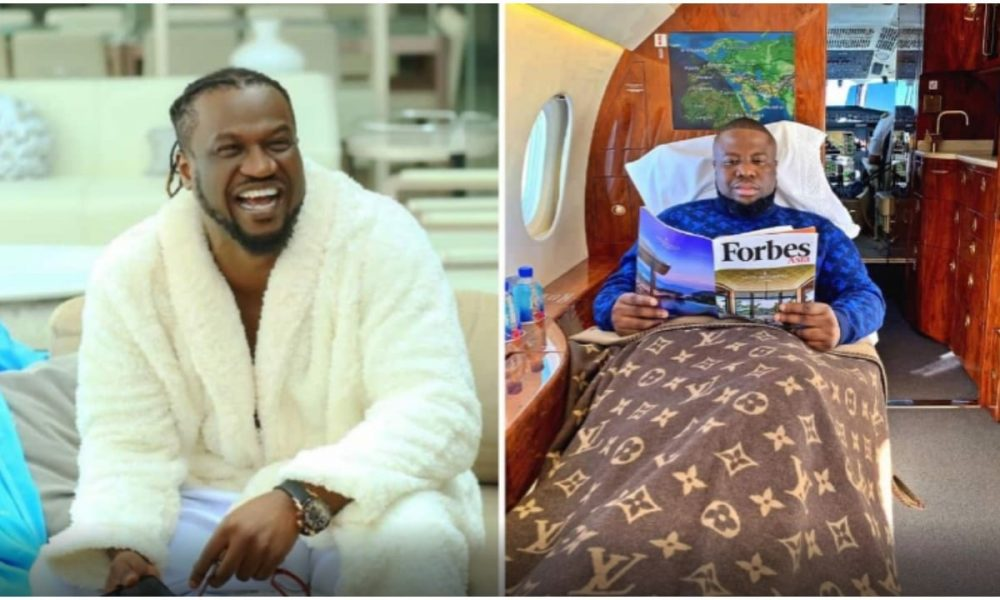 'Social Media is going to kill this generation' - Paul of Psquare reacts to the 168 billion Hushpuppi stole - Kemi Filani