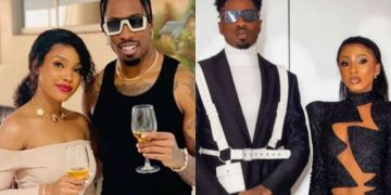'You dey craze' - BBNaija ex housemate Ike blasts a follower for saying his babe, Mercy is not fine - Kemi Filani
