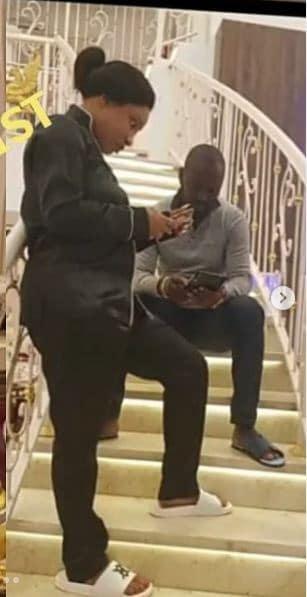 Tonto Dikeh Finds Love Again as she Celebrates Her New Boyfriend