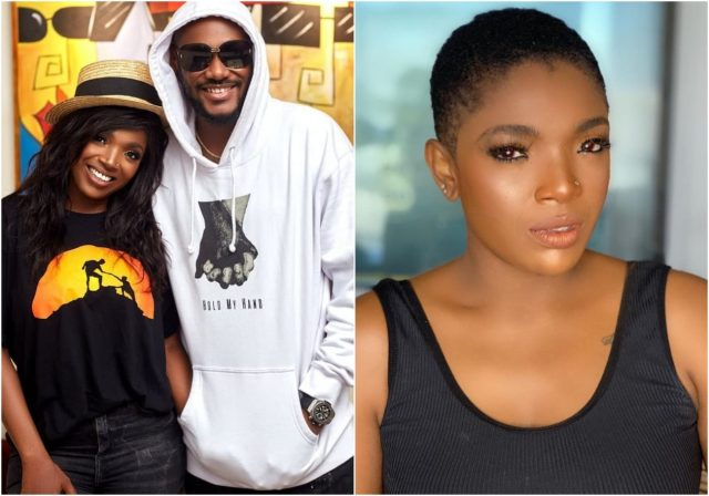 'Don't push your luck' - Controversial blogger threatens to expose Annie Idibia's dirty secret