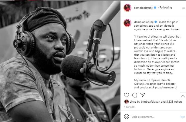 Damola Olatunji screenshot