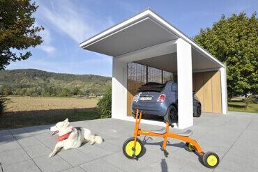 Individuelle Garagen / Carports