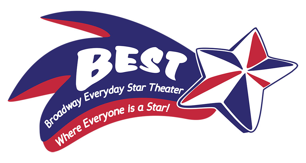 Broadway Every Day Star Theater Logo