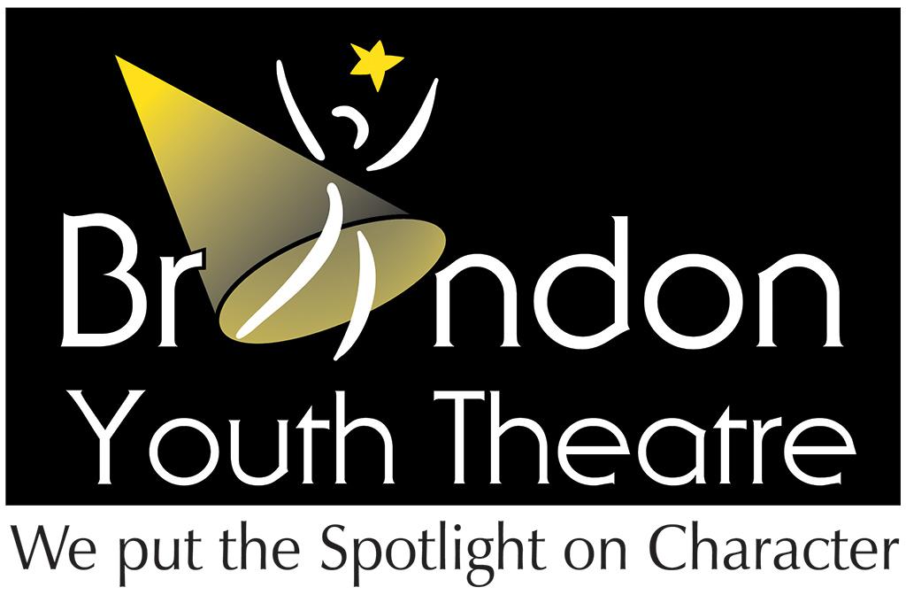 Brandon Youth Theatre Logo