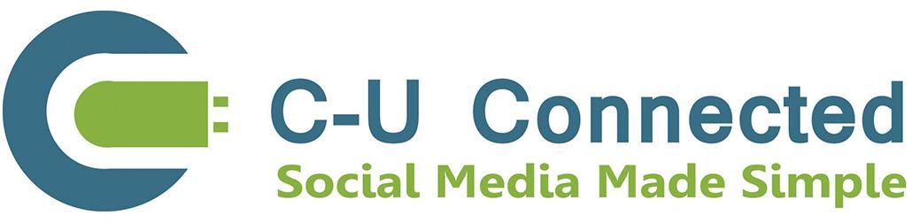 c-u connected logo