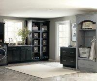 Dark Gray Kitchen Cabinets - Kemper Cabinetry