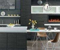 Troxel Modern Slab Cabinet Doors - Kemper