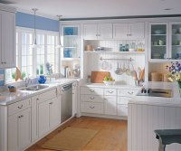 Whitman Cabinet Door Style - Bathroom & Kitchen Cabinetry ...