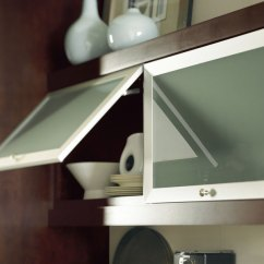 Design Your Own Kitchen Layout Free Outdoor Plans Wall Cabinet With Top Hinge Door - Kemper Cabinetry