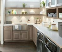 Laundry Room Storage Cabinets - Kemper