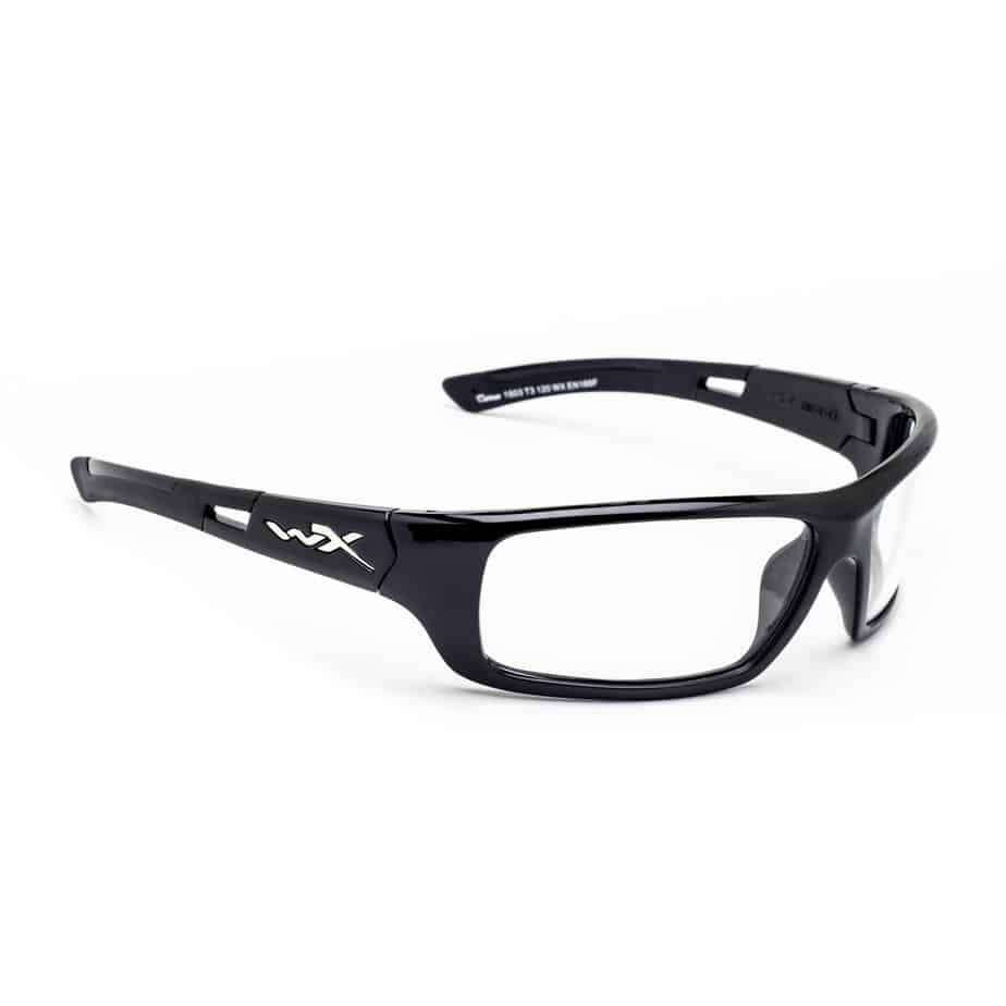 e70945cccb ... Wiley X Slay Radiation Protection Glasses. 🔍. Gloss Black  Matte Black