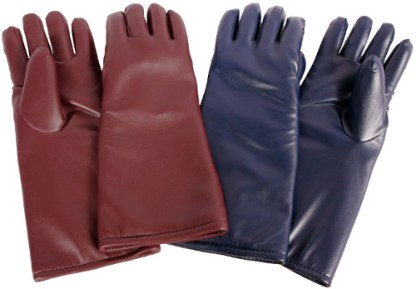 Lead Radiation Protection Gloves - Vinyl