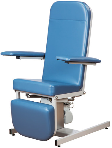 Recliner Series Hi-Lo Blood Drawing Chair