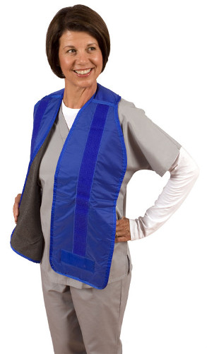 Radiation Protection Spinal Stole - Adult