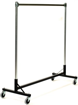 Kemper Medical Signature Heavy Duty Valet X-ray Apron Rack with H-Base
