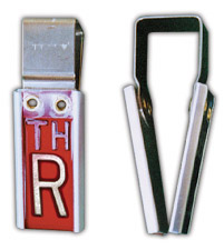 R & L Elite Personalized Double Clipper X-ray Markers