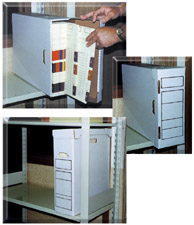 E-Z X-ray Storage Boxes