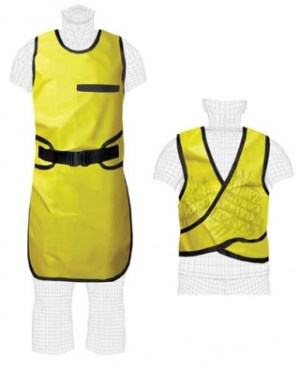 Techno-Aide Flex Guard with Buckle X-ray Apron