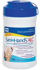 SANI-HANDS - Hand Disinfectant Wipes