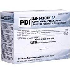 SANI-CLOTH Alcohol Free Wipes (Individual Packets)