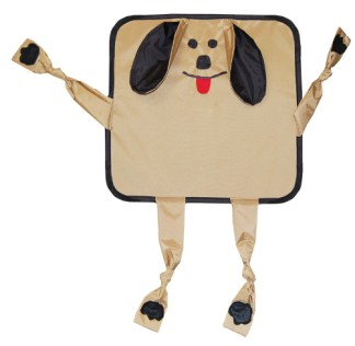 Kiddie Kover X-ray Blanket - Puppy