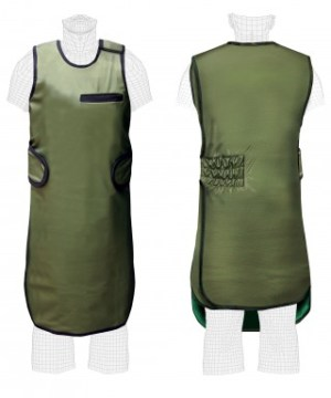 Techno-Aide MAX-Wrap Full Wrap X-ray Apron